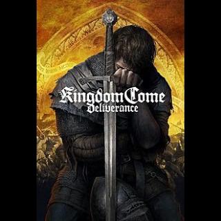 Kingdom Come Deliverance (Steam)