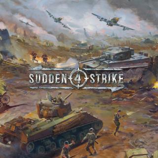 [INSTANT] Sudden Strike 4 - Global Steam Key