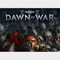 [INSTANT] Warhammer 40,000: Dawn of War III - Global Steam Key