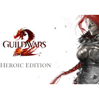 [INSTANT] Guild Wars 2 Heroic Edition