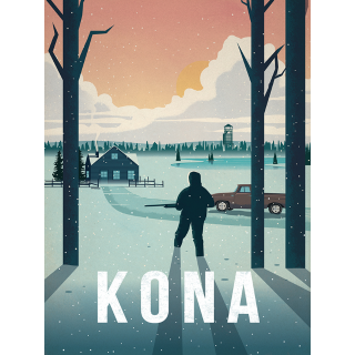 [INSTANT] Kona - Global Steam Key
