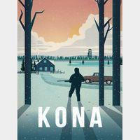 [INSTANT] Kona - Global Steam Key