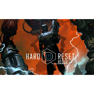 [INSTANT] Hard Reset Redux - Global Steam Key