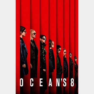 [Instant] Ocean's Eight (Movies Anywhere / VUDU)