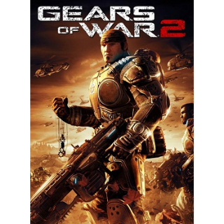 [Instant] Gears of War 2 (Works on Xbox One & Xbox 360)