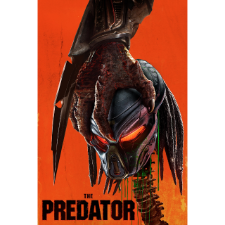 [Instant] The Predator (Movies Anywhere/VUDU/Prime Video/iTunes/Google Play)