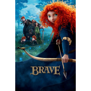[Instant] Brave (Movies Anywhere/VUDU/Google Play)