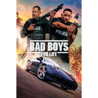 [Instant] Bad Boys for Life (Movies Anywhere/Google Play/Amazon Video/VUDU/iTunes)