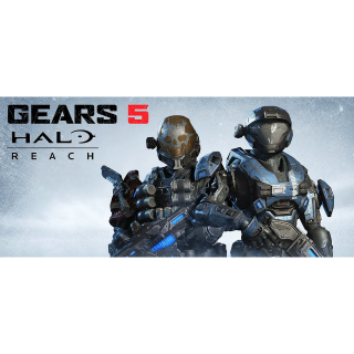 Gears 5 Halo Reach Character Pack DLC
