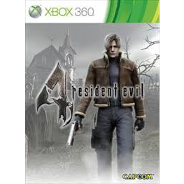 [Instant] Resident Evil 4 HD (Xbox 360)