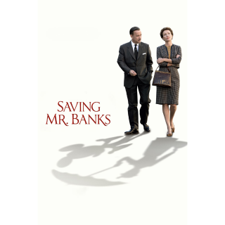 [Instant] Saving Mr. Banks (Movies Anywhere)