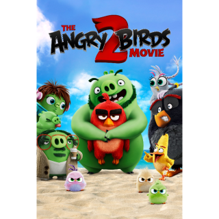 [Instant] The Angry Birds Movie 2 (Movies Anywhere/VUDU/Google Play/Amazon Video/iTunes)