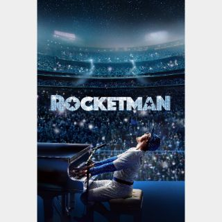 [Instant] Rocketman (Vudu/iTunes)