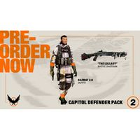 [Instant] Division 2 Capitol Defender Pack