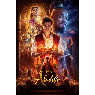 (Instant) Aladdin (Movies Anywhere/VUDU/iTunes/Amazon Video/Google Play)