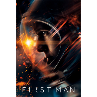 [Instant] First Man (Movies Anywhere/VUDU/Prime Video/iTunes/Google Play)
