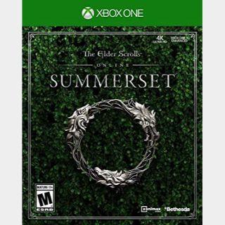 [Instant] The Elder Scrolls Online: Summerset (Playstation 4 / Playstation 5) [EUROPE ONLY!]