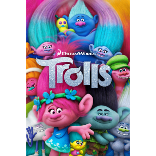[Instant] Trolls (Movies Anywhere/VUDU/iTunes/Google Play)