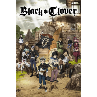 [instant] Black Clover (Season 1, Part 2)