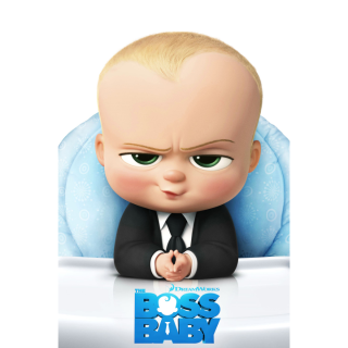[Instant] The Boss Baby (Movies Anywhere/VUDU/Google Play/Amazon Video/iTunes)