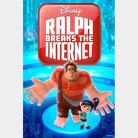 [Instant] Ralph Breaks the Internet (Movies Anywhere/VUDU/iTunes/Google Play/Amazon Video)