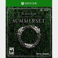[Instant] The Elder Scrolls Online: Summerset (Xbox One)