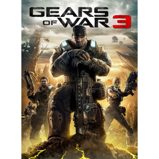 [Instant] Gears of War 3 (Works on Xbox One & Xbox 360)