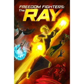 [Instant] Freedom Fighters: The Ray (Movies Anywhere/VUDU)