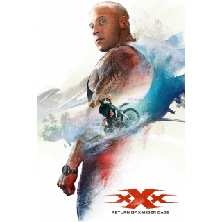 [Instant] xXx: Return of Xander Cage (Movies Anywhere/iTunes)
