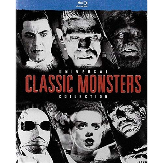 [Instant] Universal Classic Monsters Collection (Movies Anywhere/Prime Video/VUDU/Google Play/iTunes)