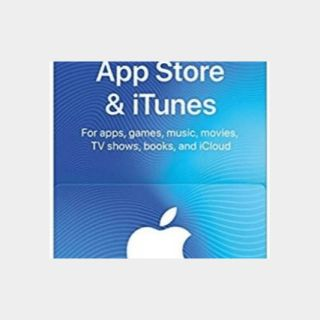 $15.00 iTunes Auto Delivery