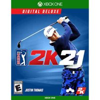 PGA TOUR 2K21 Deluxe Edition - Xbox One [Digital]