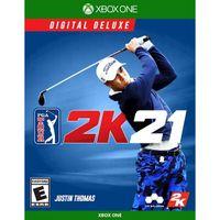 PGA TOUR 2K21 Deluxe Edition - Xbox One [Digital]