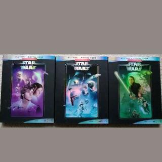 Star Wars Original Trilogy + Digital Copies
