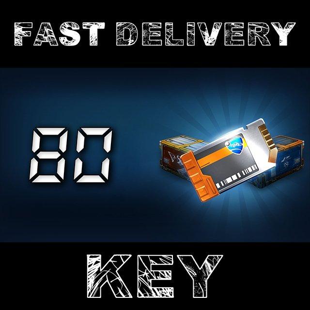 Key | 80x