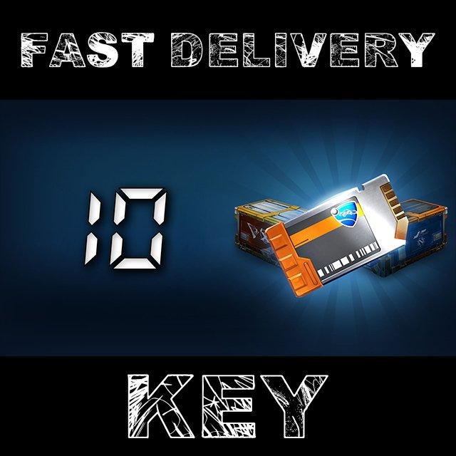Key   10x