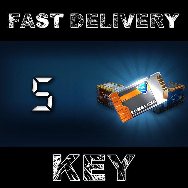 Key   5x