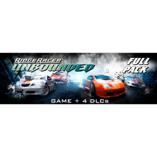 Ridge Racer™ Unbounded Bundle Steam Key