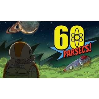 60 Parsecs! Steam Key