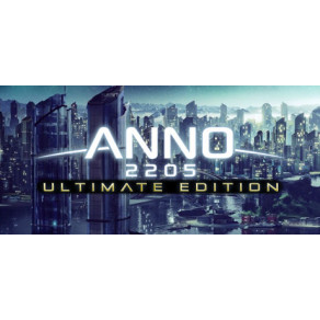 ANNO 2205 ULTIMATE EDITION Uplay key LATAM