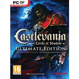 CASTLEVANIA: LORDS OF SHADOW ULTIMATE EDITION Steam Key