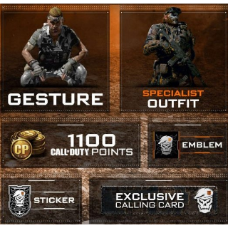 Call of Duty: Black Ops 4 Additional Content PC Battle.net humble gift