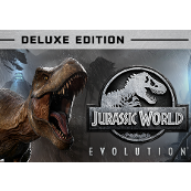 JURASSIC WORLD EVOLUTION DELUXE STEAM CD KEY