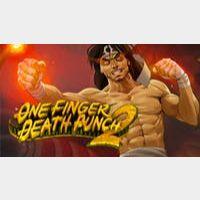One Finger Death Punch 2 Steam key