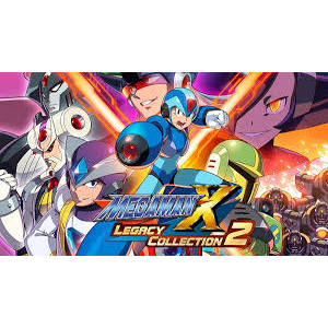 Mega Man X Legacy Collection 2 Steam Key