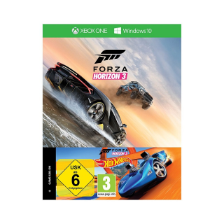 Forza Horizon 3 + Hot Wheels DLC XBOX One / Windows 10 CD Key