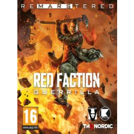 Red Faction Guerrilla Re-Mars-tered Steam Key