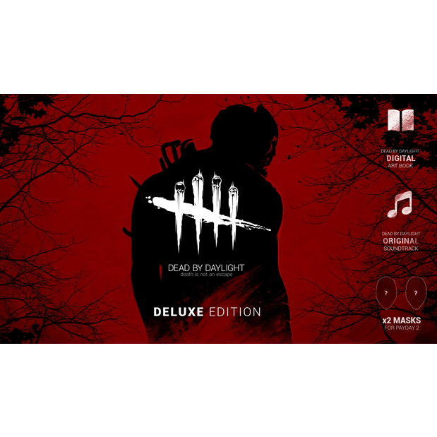 Dead By Daylight Deluxe Edition Steam Games Gameflip