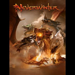 NEVERWINTER - STARTER PACK AND OCHRE BULETTE MOUNT code