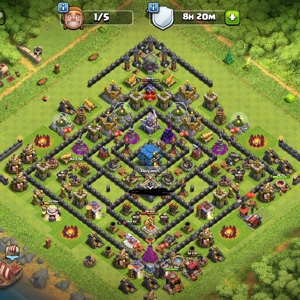 Rushed TH12